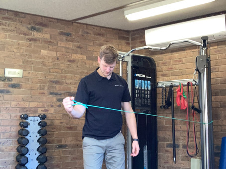 4 GREAT EXERCISES FOR SHOULDER STABILITY