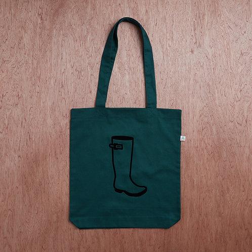MUDDY CLASSIC SMALL TOTE BAG