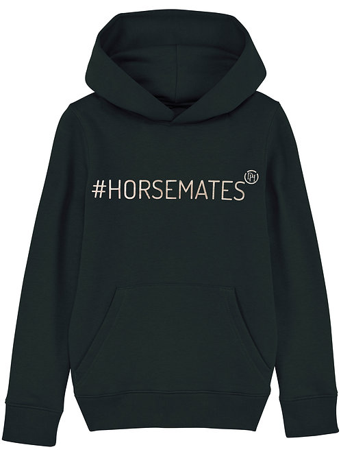 LIMITED EDITION: DIGITAL HORSE & #HORSEMATES CHILDRENS HOODIE