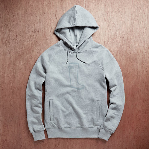 MUDDY CLASSIC FLOCK ADULT HOODIE (LIMITED EDITION)