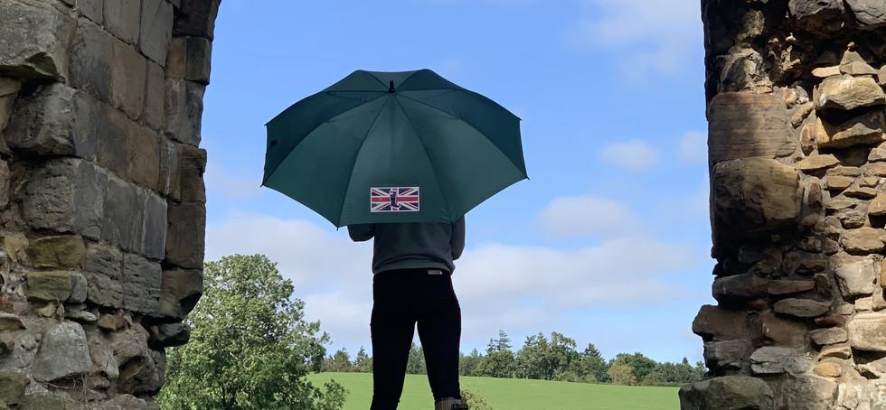 The Muddy Brit Umbrella