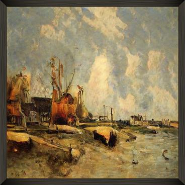 Waterfront Dawn