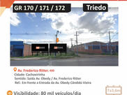 GR 170 - GR 171 - GR 172 - Front Triedo.