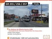 GR 255 - GR 256 - GR 257 - Front Triedo.