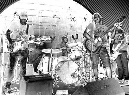 The Mighty Fallen - Eccentric Funk Rock
