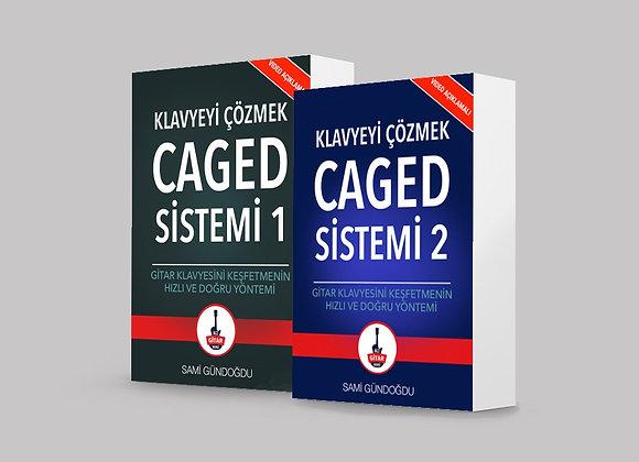 CAGED Sistemi - Klavyeyi Çözmek 1+2