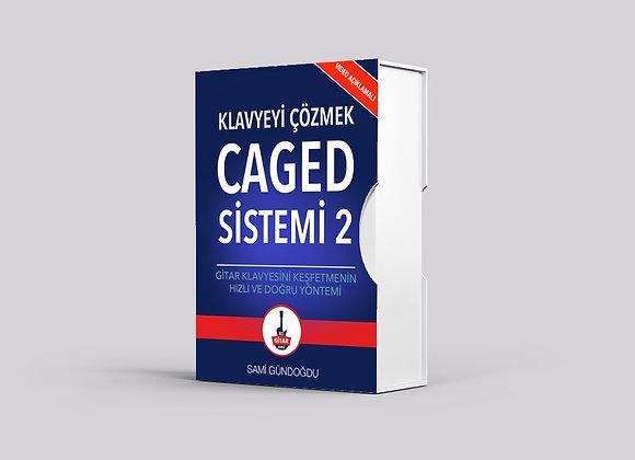CAGED Sistemi - Klavyeyi Çözmek 2