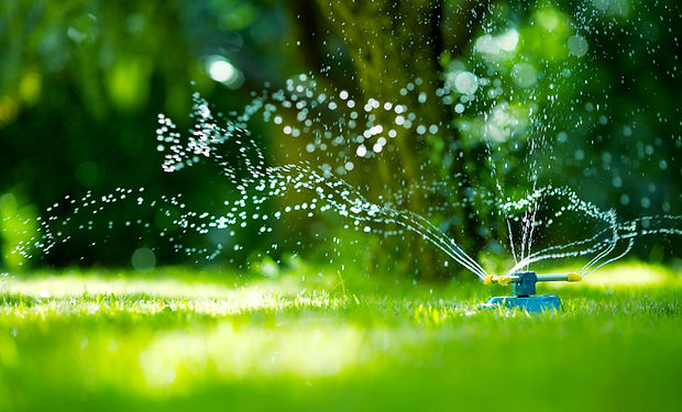 Gartenschlauch Sprinkler