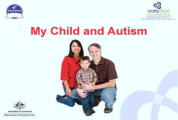 Pages from - My Child and Autism - Easy