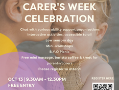 Carers Week Celebration