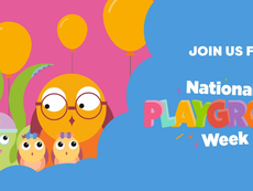 Coming Up: National Playgroup Week 22-28 March