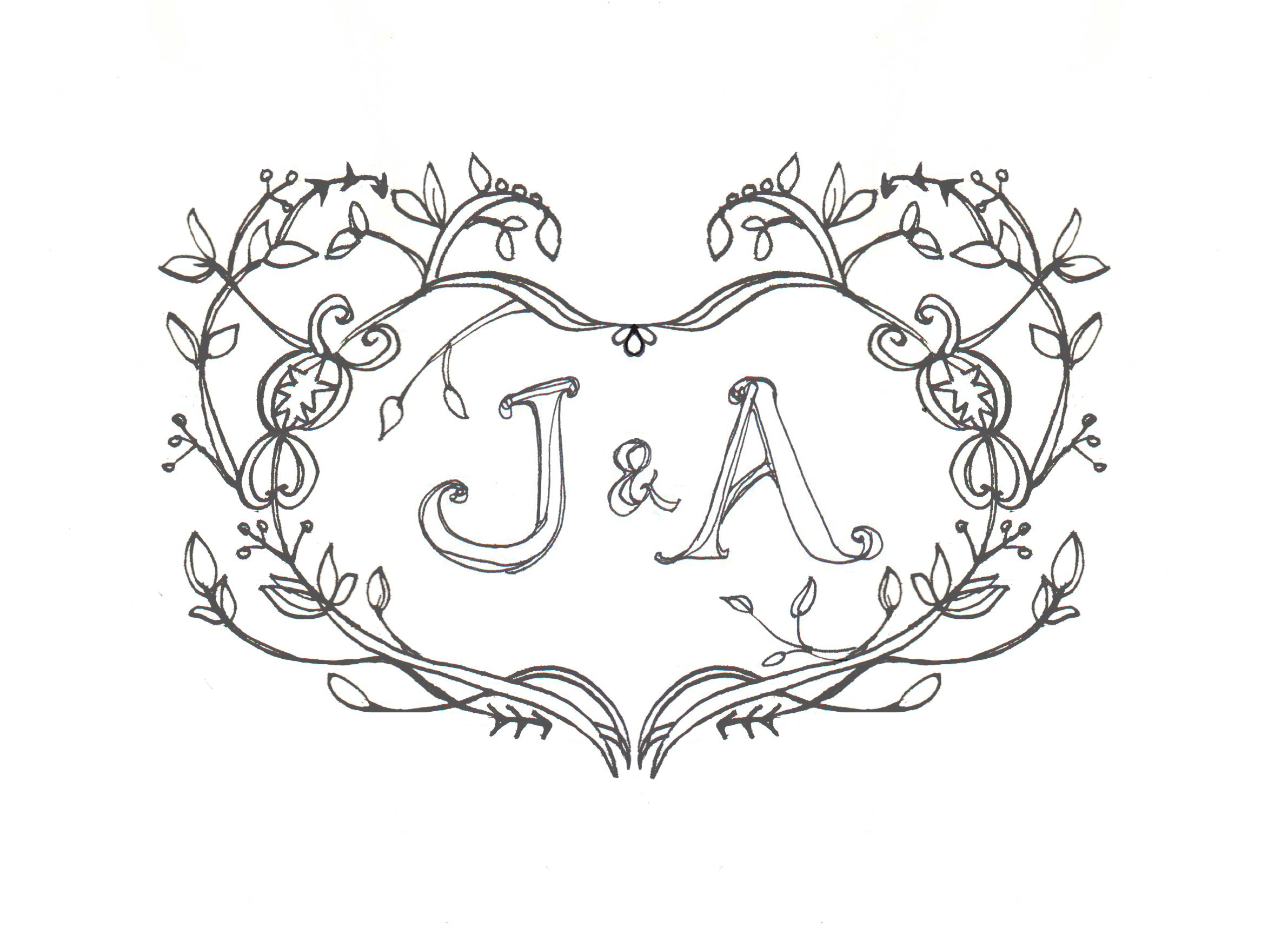 Wedding: Jaron and Alene