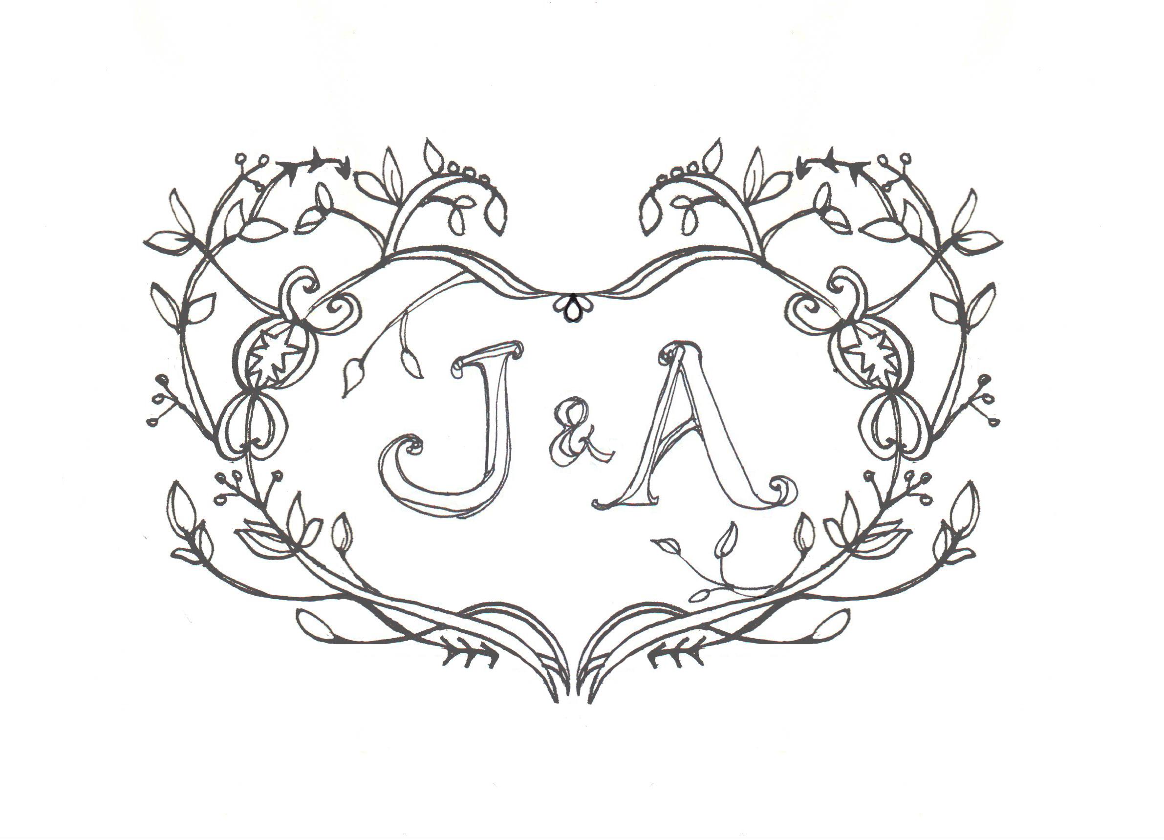 Wedding: Jaron and Alene