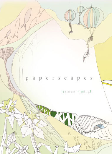 Paperscapes