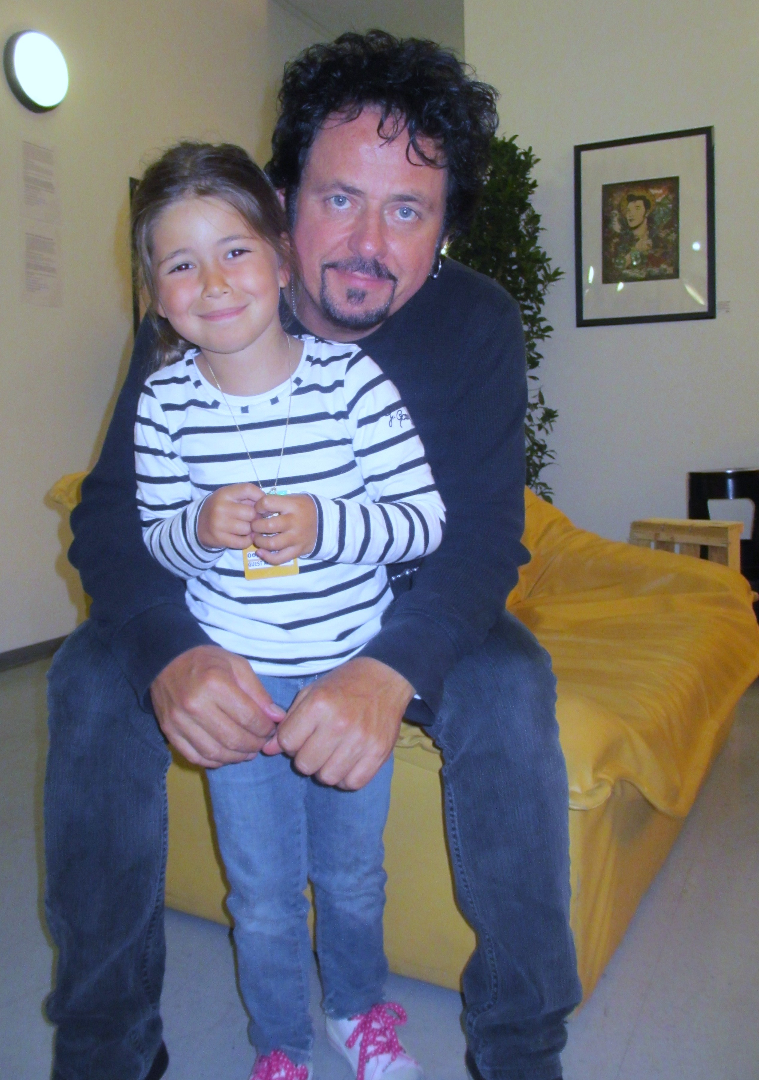 ema et steve lukather