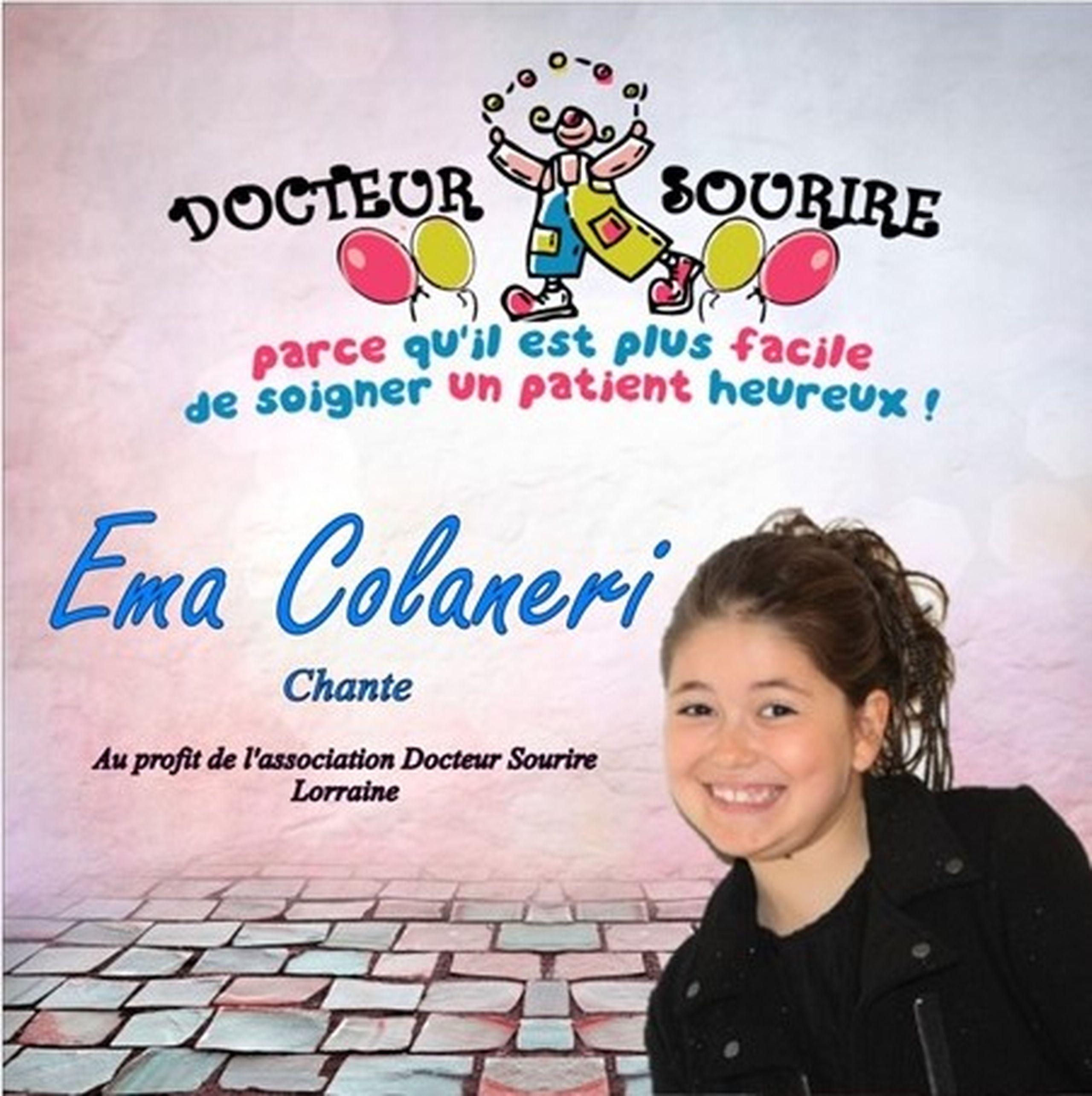 ema colaneri docteur sourire pochette cd