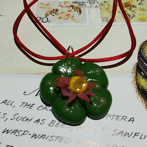 Necklace, peyote