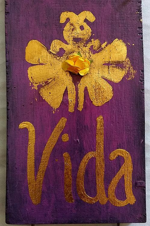 """Key holder """"Vida"""""""
