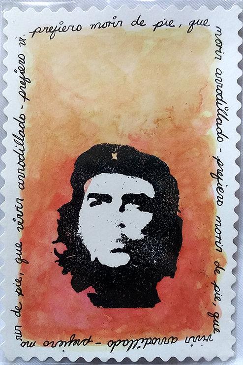 """Che Guevara"" postcard"