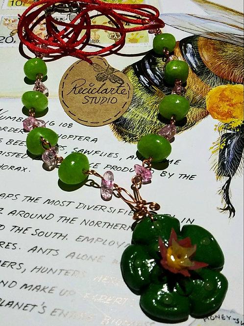 Necklace, Peyote
