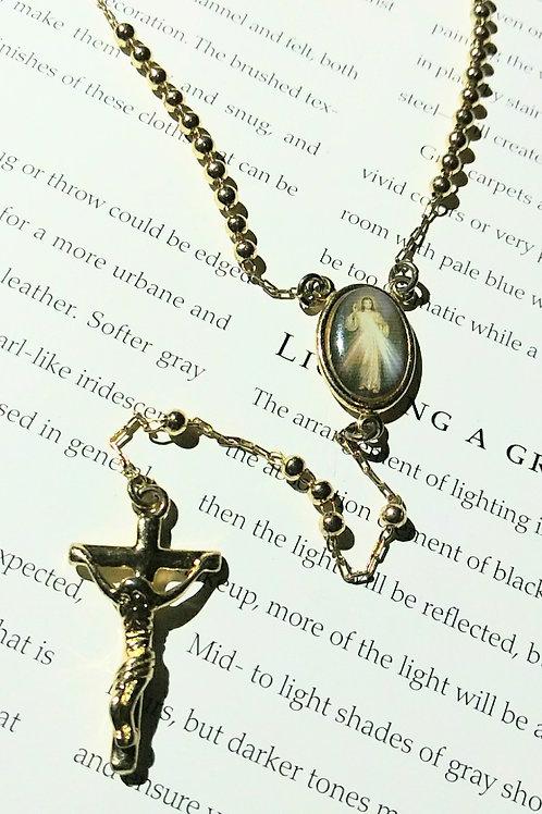 Rosary, Jesus