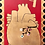 Thumbnail: Anatomy, golden heart painting