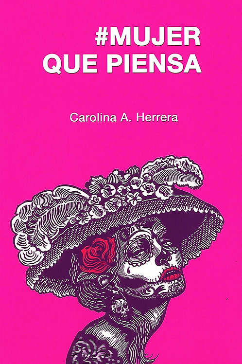 """#Mujer que piensa"" book (Spanish)"