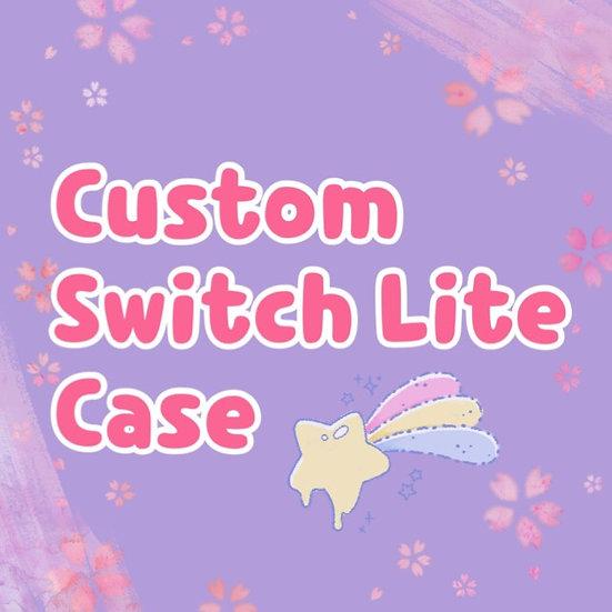 Custom Decoden Switch LITE Case