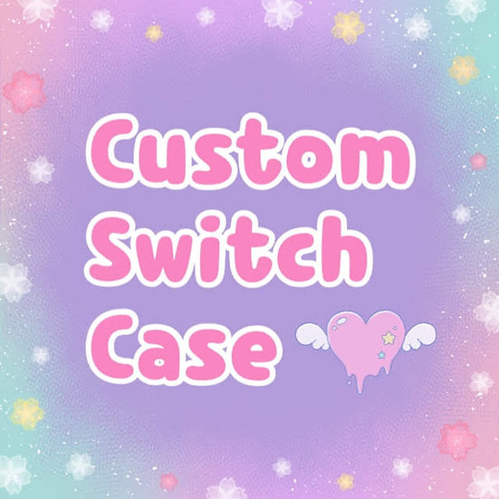 Custom Decoden Switch Case