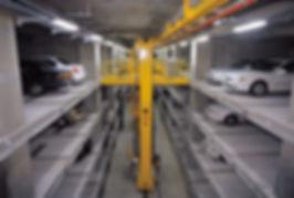 מתקני חניה רובוטים