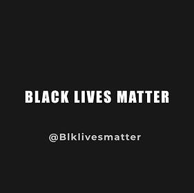Black Lives Matter Info