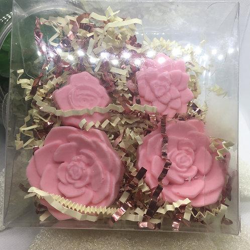 Sweet Rose Hand Bars