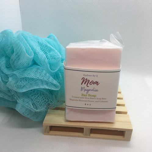 Magnolia Bath Soap