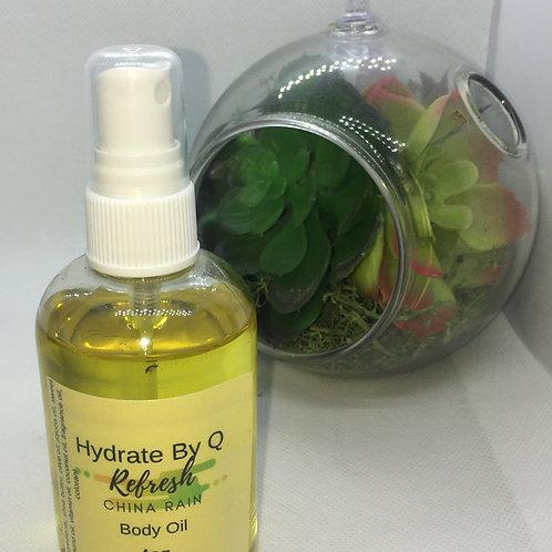 Refresh Body Oil 4 oz