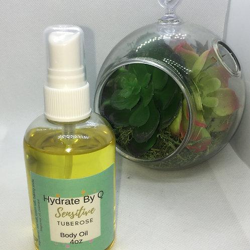 Sensitive Body Oil 4oz