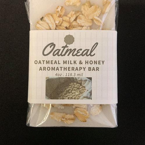Oatmeal Sensation Aromatherapy 4 oz Bar