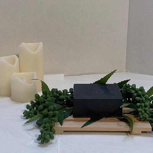 Charcoal Soap 4 oz bar