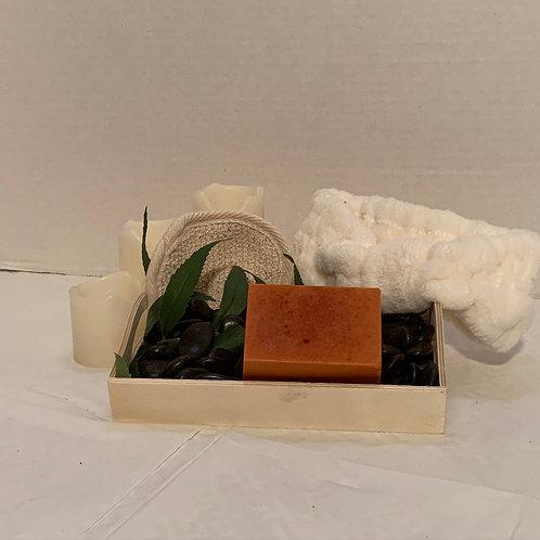Beauty Bar (Turmeric Soap 4oz)
