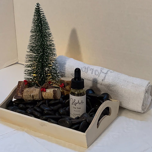 Hydrate Beard Oil 1 oz (fragranced with Tea Tree)