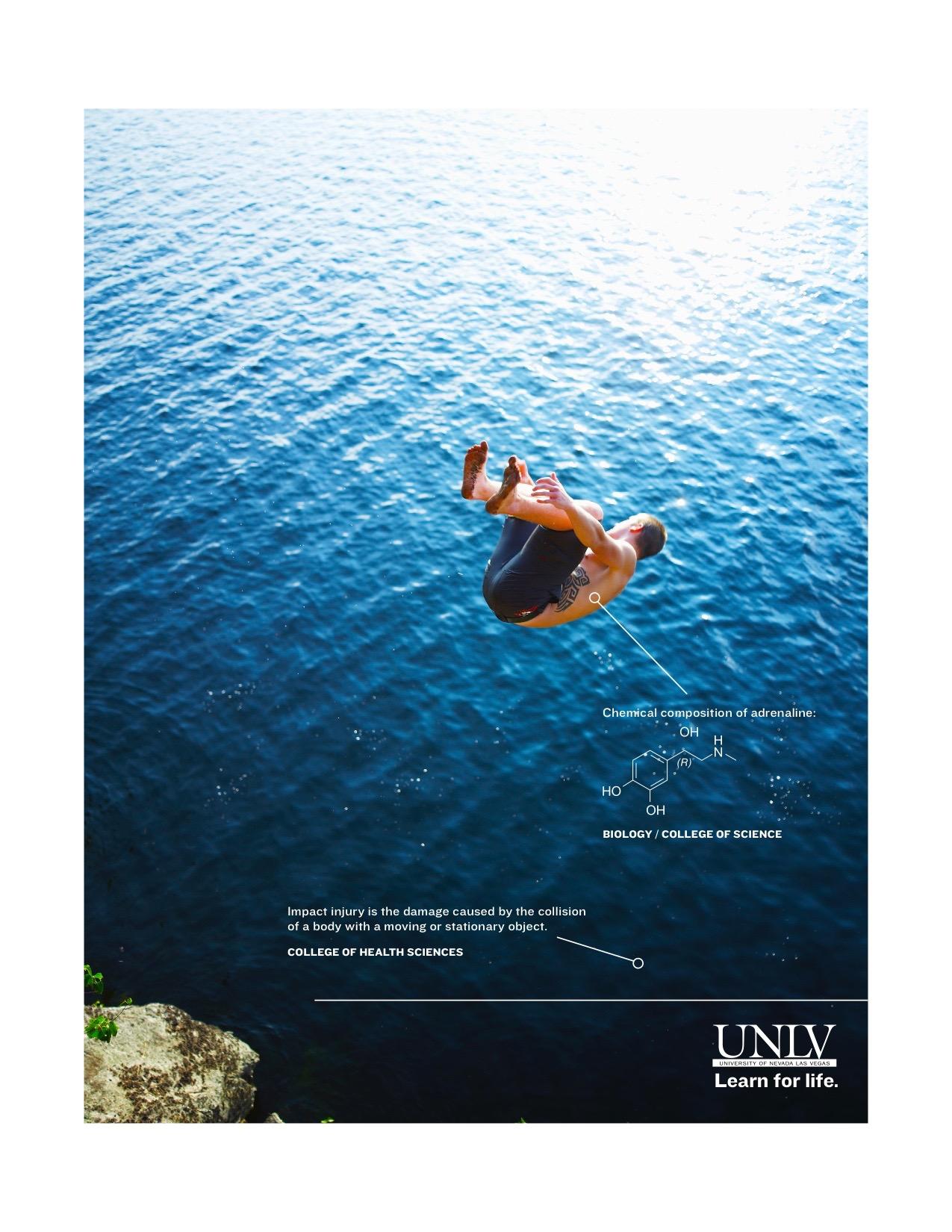 UNLV Branding