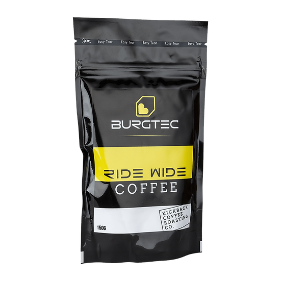 Café moulu 150g Burgtec Wide Ride Roast