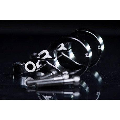 Potence HXR components O2R RACE DH Noir