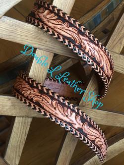 Custom Leather Belts