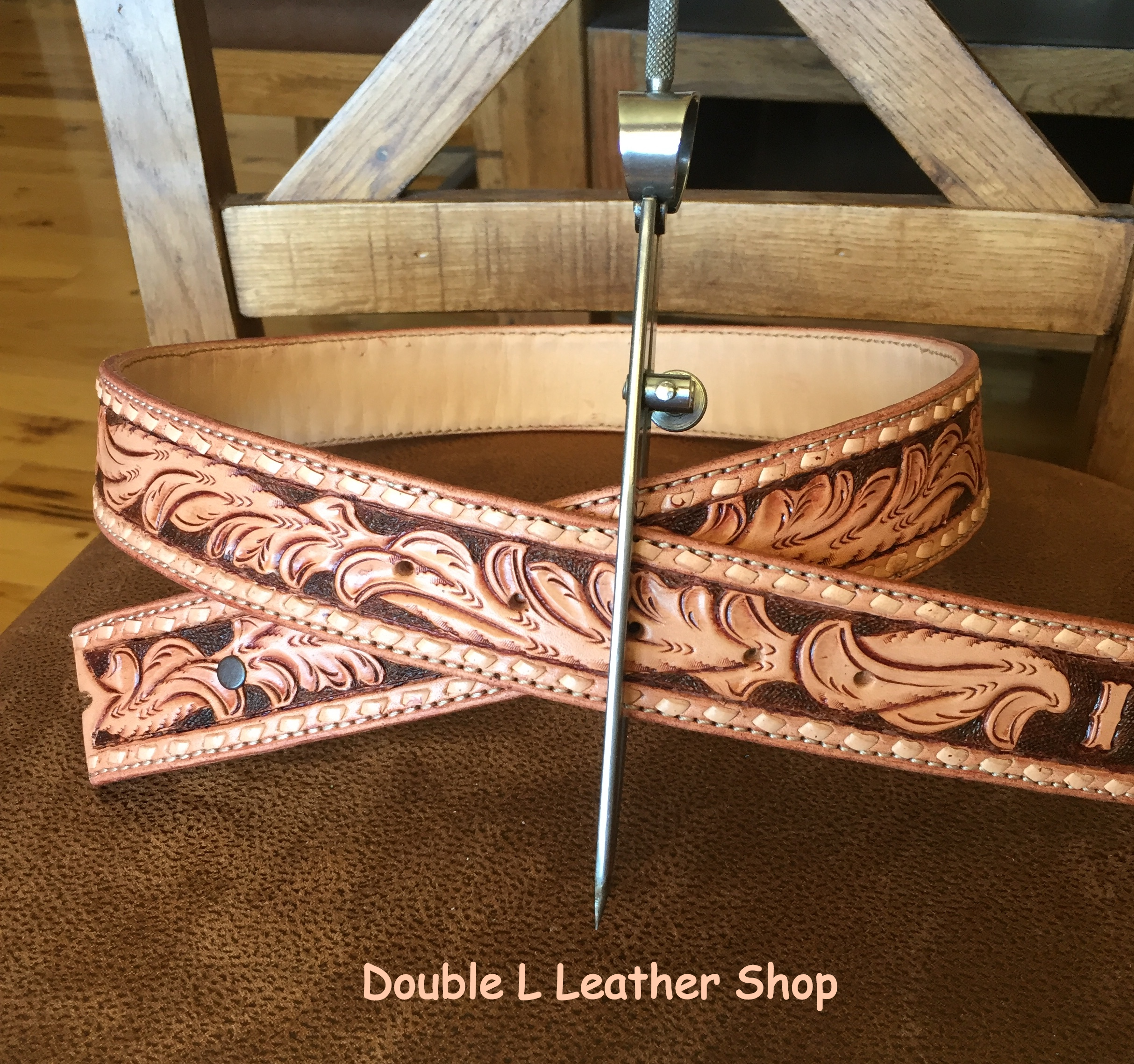 Custom Leather Belts