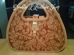 Custom Leather Bag purse