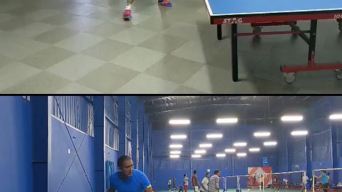Consistent Vs InConsistent Topspin action