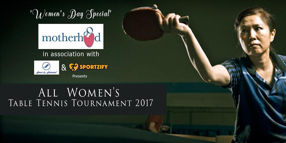 Women Table Tennis Tournament