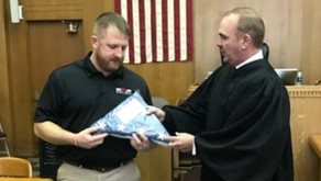 First Grayson County veterans graduate from regional veteran's court