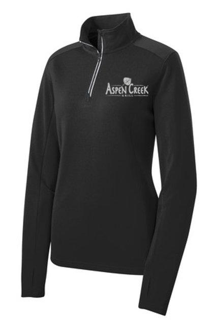 ASPEN Quarter Zip Pullover