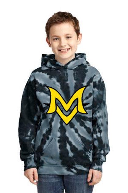 MV Tie Die Hooded Sweatshirt